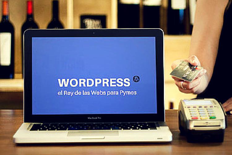 Wordpress, el rey de las webs para pymes