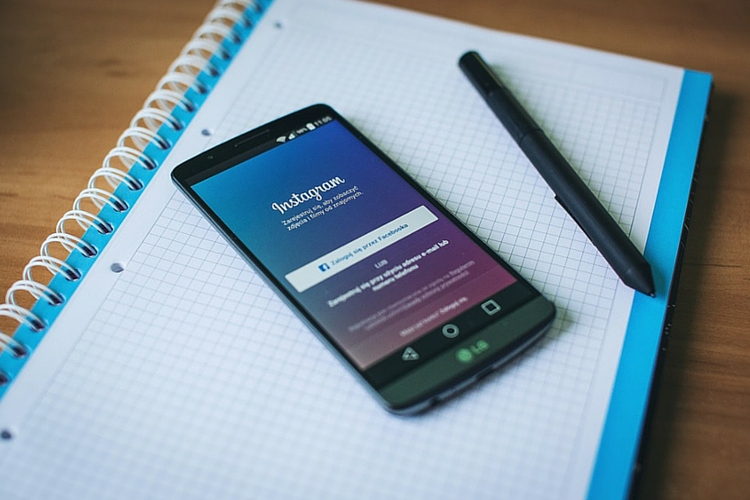 Perfil empresas instagram
