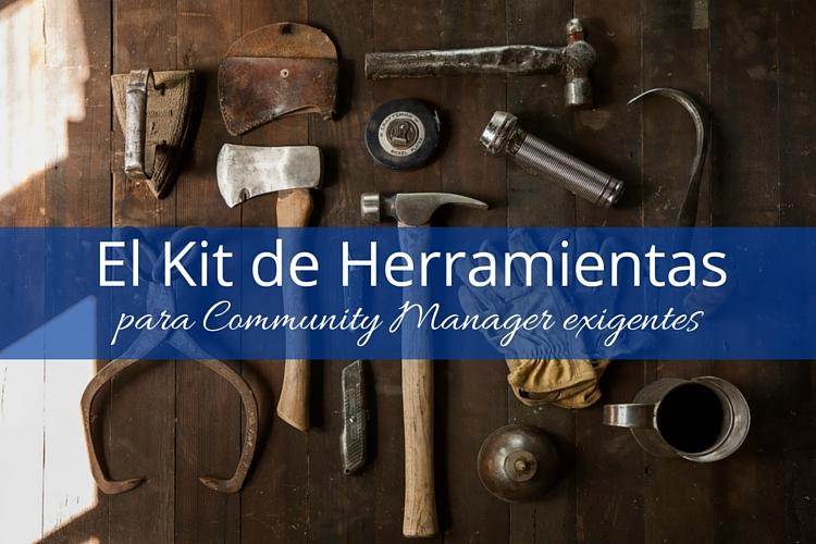 El Kit de Herramientas community manager