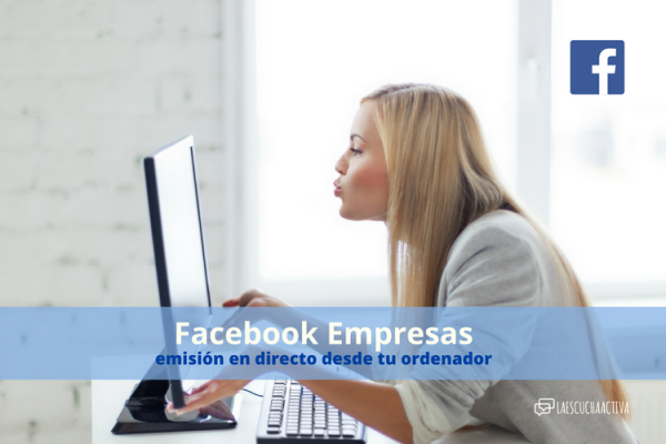 Facebook en directo